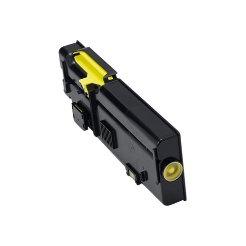 Dell Yellow 1200 Page Yield Toner Cartridge for C2665dnf C2660dn Color Multifunction Printer R9PYX