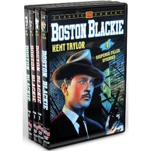 Boston Blackie:Television Series Coll (DVD)