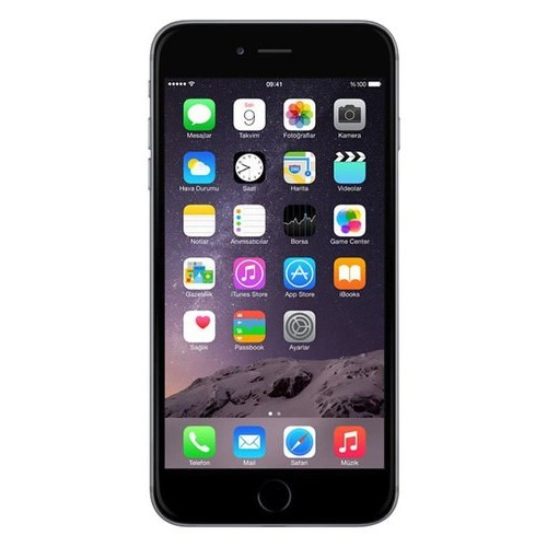 Apple iPhone 6 plus 5.5-inch Display Unlocked GSM Cellphone (64GB, Gray) (Gray,64GB)