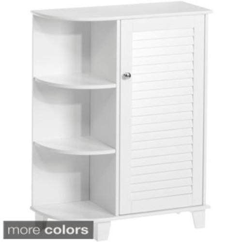 RiverRidge Home Products Ellsworth Wood Single-door Floor Cabinet