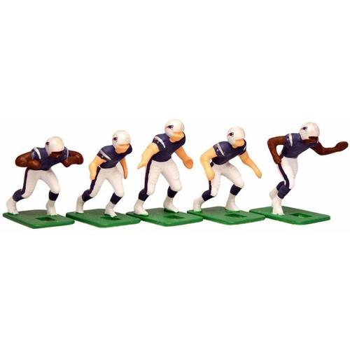 Tudor Games New England Patriots Dark Uniform NFL Action Figure Set
