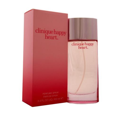 Clinique Happy Heart by Clinique for Women, 3.4 oz.