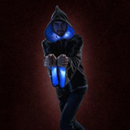 Technomancer 20 Digital Wizard Hoodie Black Large
