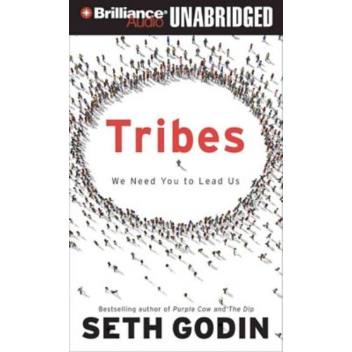 Tribes: We Need You to Lead Us Audiobook CD