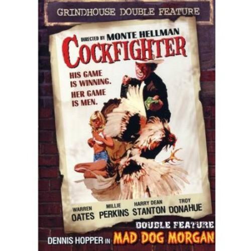 Cockfighter/Mad Dog Morgan [DVD]