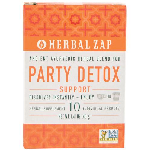 Herbal Zap Party Detox
