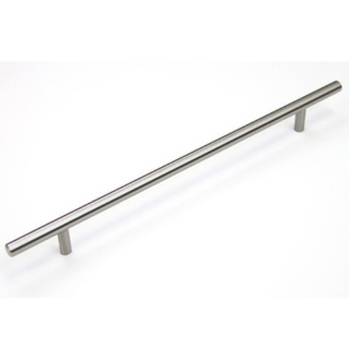 Stainless Steel 12-inch Cabinet Bar Pull Handles (Case of 15)