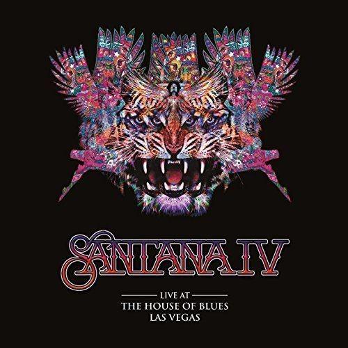 Santana IV: Live at the House of Blues, Las Vegas [LP] - VINYL