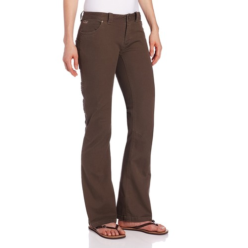 Outdoor Research Women's Clearview Pant [Mushroom, 10]