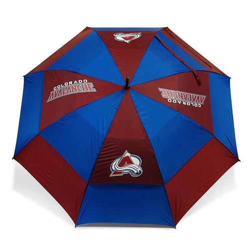 Team Golf Colorado Avalanche 62 Double Canopy Umbrella