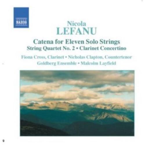 Catena For Eleven Solo Strings