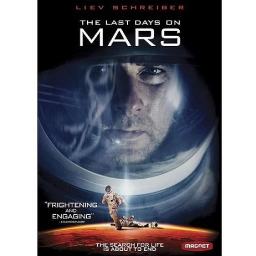 The Last Days On Mars (Widescreen)