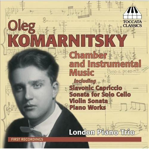 Chamber & Instrumental Music - CD