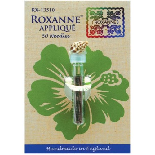 Roxanne Applique Hand Needles-Size 10 50/Pkg