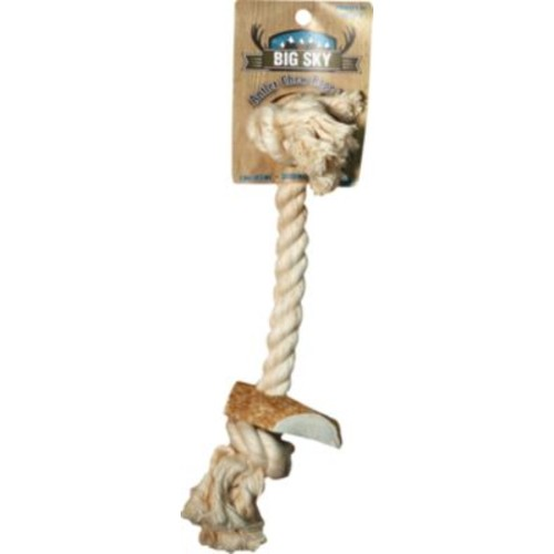 Scott Pet Products Antler Chew Rope Toy