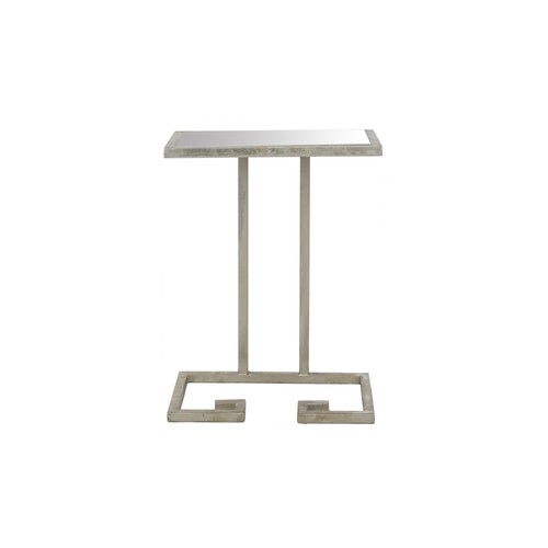 Safavieh Murphy Gold Leaf Accent Table