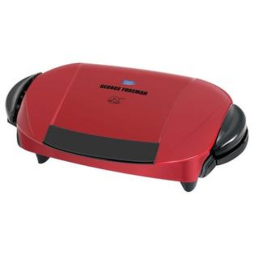 GeorgeForeman 72 in. Removable Plate Grill