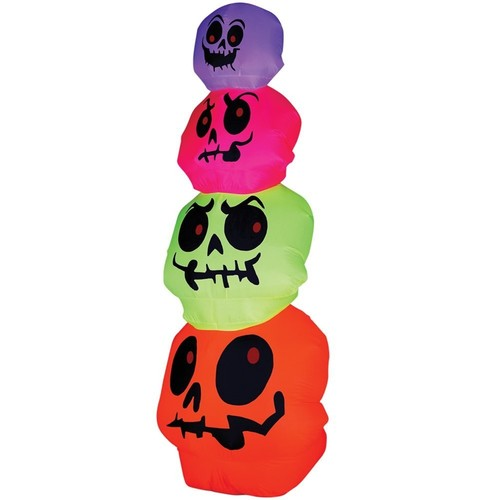 Airblown Inflatables Skulls Stack