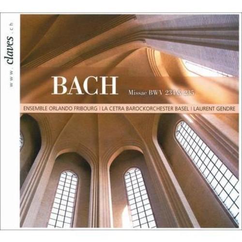 Bach: Missae, BWV 234 & 235