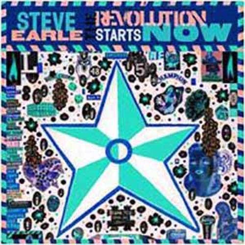 Steve Earle - Revolution Starts Now (CD)