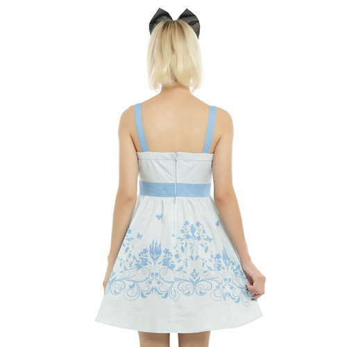 Disney Cinderella Sweetheart Fit & Flare Dress
