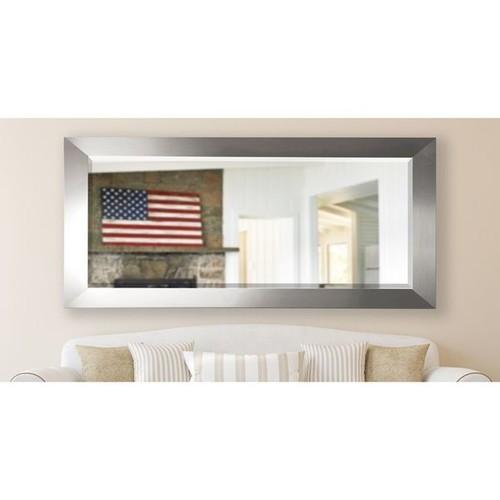 USA Versatile Silver Vanity Mirror