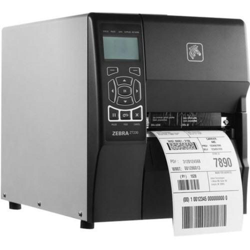 Zebra Technologies ZT230 TT 203 dpi Wi-Fi Industrial Printer 10.9