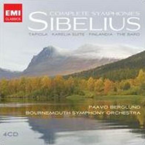 Sibelius: complete Symphonies CD