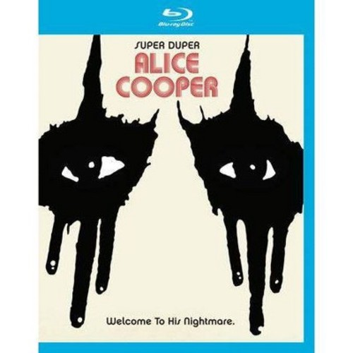 Super Duper Alice Cooper [Blu-ray] [2014]