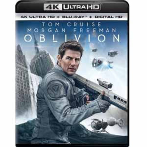 Oblivion [4K UHD] [Blu-Ray] [Digital HD]