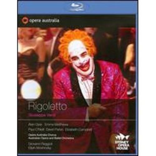 Rigoletto [Blu-ray] WSE 2/DHMA