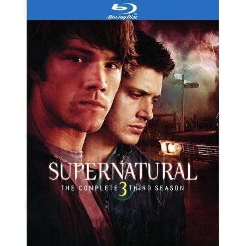 Supernatural:Complete Third Season (Blu-ray)