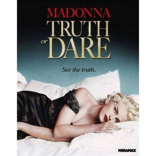 Truth or Dare [Blu-ray] [1991]