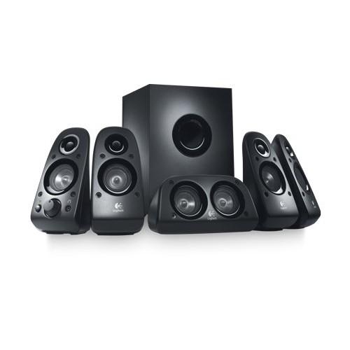 Logitech 980-000430 Z506 5.1ch Surround Spkr Sound Speaker (980000430)