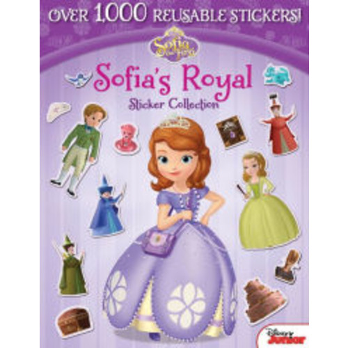 Sofia the First Sofia's Royal Sticker Collection