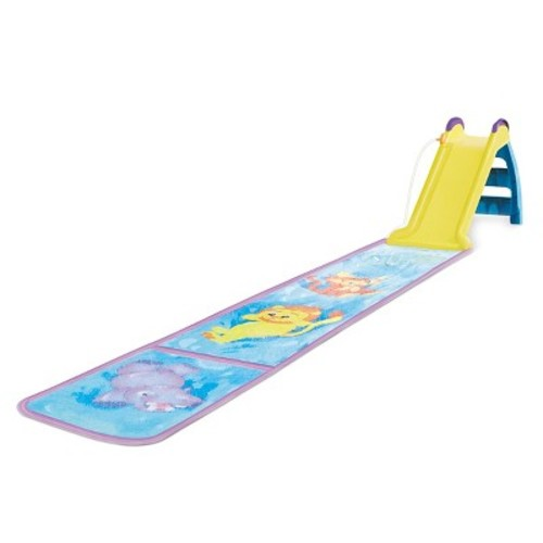 Little Tikes Wet and Dry First Slide with Slip Mat