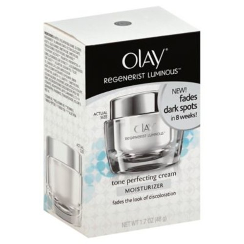 Olay Regenerist Luminous 1.7 oz. Tone Perfecting Cream Facial Moisturizer