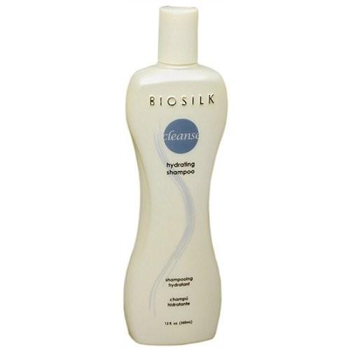 Biosilk Hydrating Shampoo, 12 Ounce [12 Ounce]