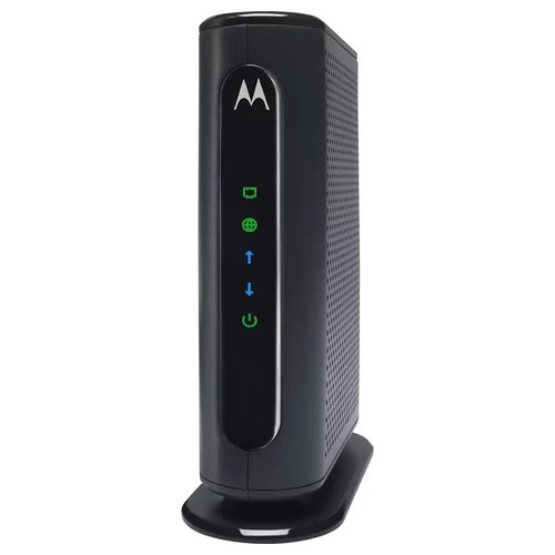 Motorola MB7220-10 8x4 Cable Modem, Model MB7220, 343 Mbps DOCSIS (Refurbished)