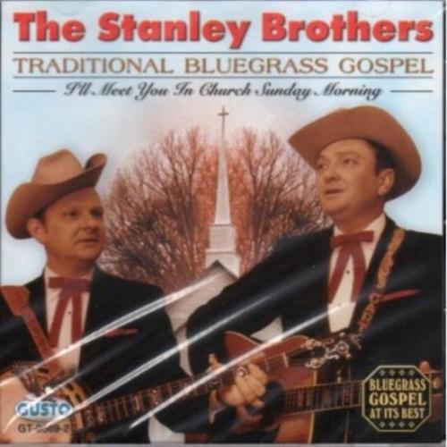 Traditional Bluegrass Gospel [CD]