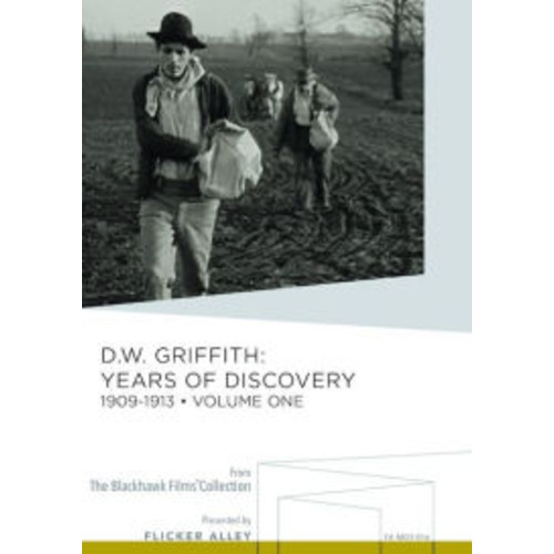 Dw Griffith: Years Of Discovery 1