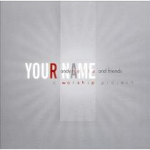Your Name A Worship Project [CD]
