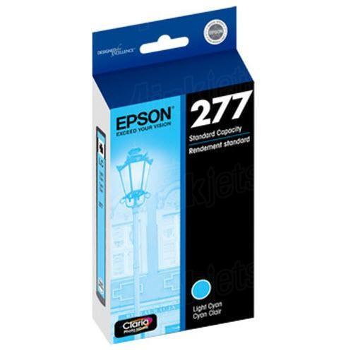 Original Epson 277 (T277520) Light Cyan Ink