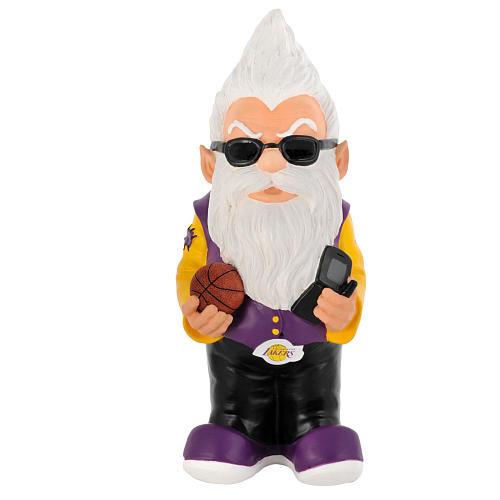 NBA Team Gnome - Los Angeles Lakers