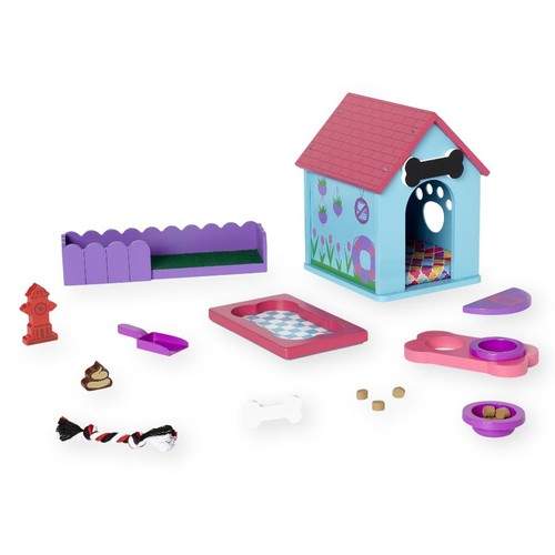 Journey Girls Puppy Palace Playset