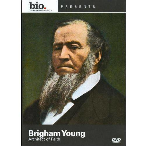 Biography: Brigham Young - Architect of Faith [DVD] [1995]