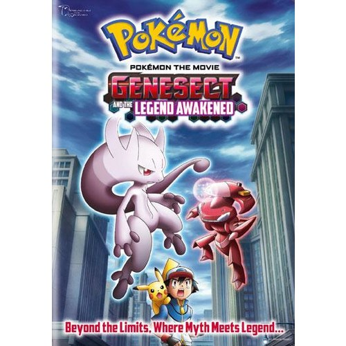 Pokemon (Video): Pokemon the Movie: Genesect and the Legend Awakened (Other)