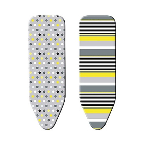 Minky Homecare Smart Fit Reversible Ironing Board Cover