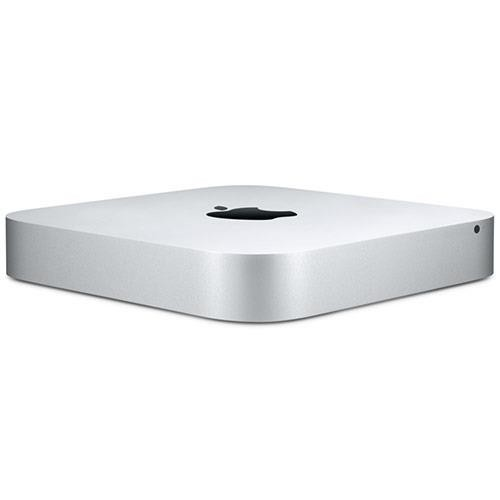 Apple Apple Mac mini dual-core Intel Core i5 2.8GHz (Turbo Boost up to 3.3GHz), 8GB RAM, 1TB Fusion Drive, Intel Iris Graphics, macOS High Sierra (MGEQ2LL/A)
