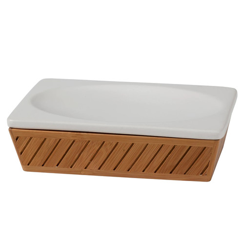 Bamboo Spa Soap Dish